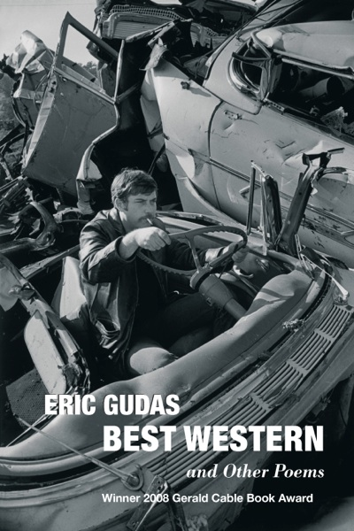 Eric Gudas Best Western and Other Poems cover photo by Richard Kalvar © Richard Kalvar/Magnum Photos